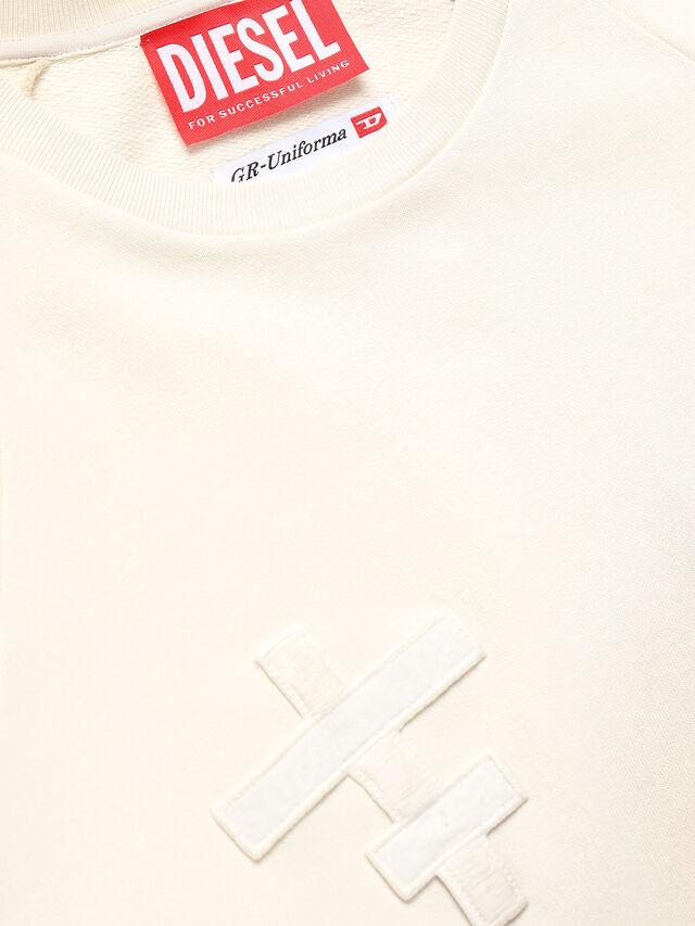 Diesel - GR02-T303, White - T-Shirts - Image 3