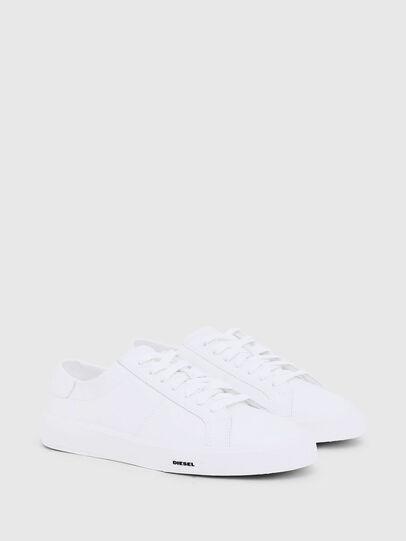 Diesel - S-MYDORI LC W, White - Sneakers - Image 2