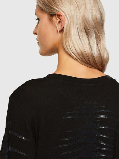 Diesel - T-HILARIOUS, Black - T-Shirts - Image 3