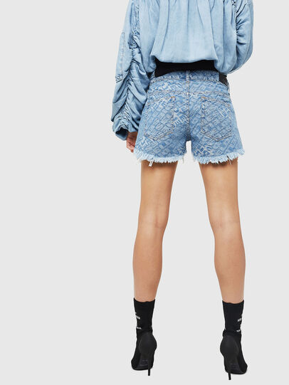 Diesel - DE-RIFTY, Light Blue - Shorts - Image 2