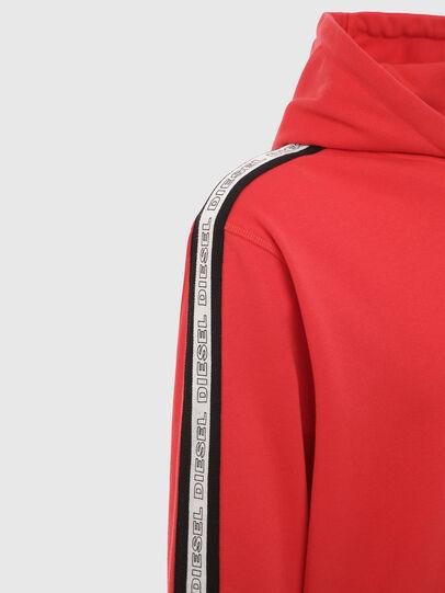 Diesel - UMLT-BRANDON, Red - Sweaters - Image 3