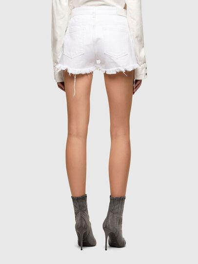 Diesel - DE-RIFTY, White - Shorts - Image 2