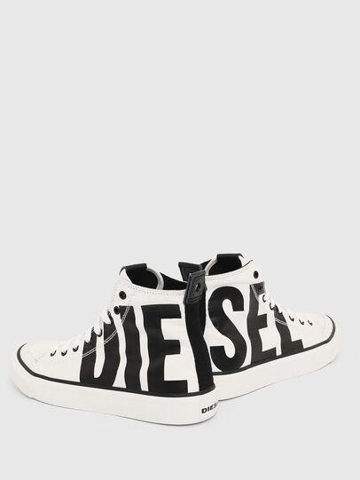 Diesel - S-ASTICO MC W, White/Black - Sneakers - Image 4