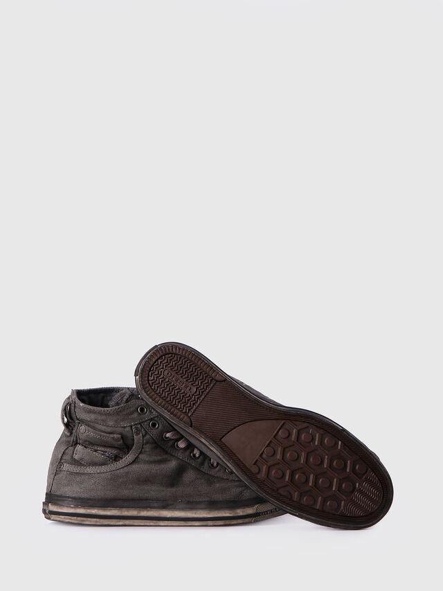 Diesel - EXPOSURE I, Metal Grey - Sneakers - Image 4