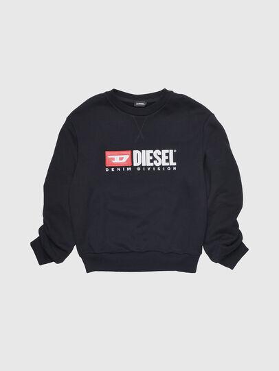 Diesel - SARAP, Black - Sweaters - Image 1
