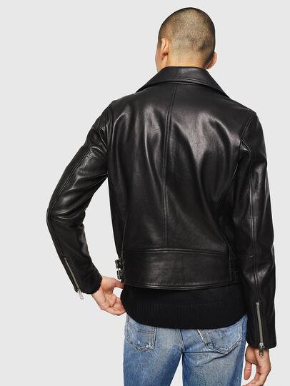 Diesel - L-GOTIV,  - Leather jackets - Image 2