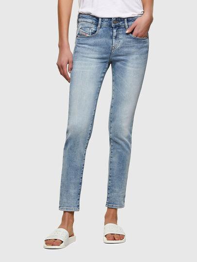 Diesel - D-Ollies JoggJeans® 069UX, Light Blue - Jeans - Image 1