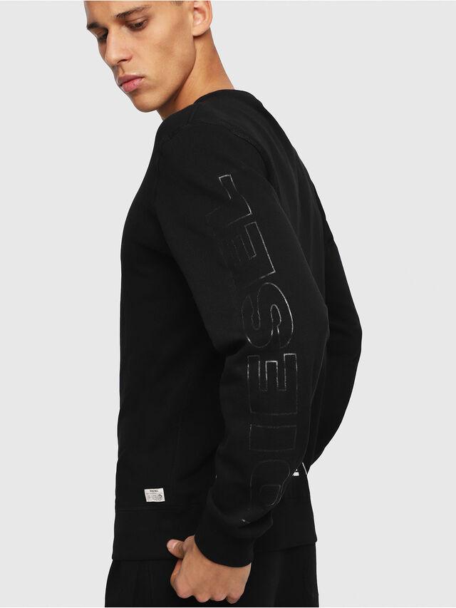 Diesel - UMLT-WILLY, Black - Sweaters - Image 3