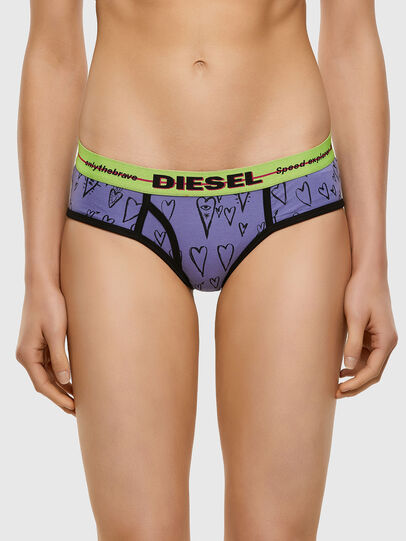 Diesel - UFPN-OXY-THREEPACK, Green/Black - Panties - Image 2