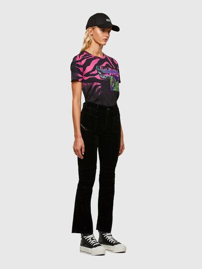 Diesel - D-Earlie JoggJeans® 069UJ, Black/Dark grey - Jeans - Image 6