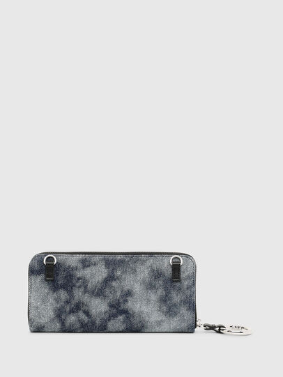 Diesel - ALLIUM, Blue Jeans - Zip-Round Wallets - Image 2