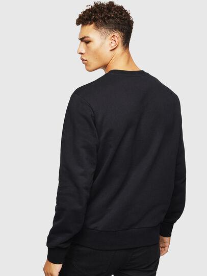 Diesel - S-CORY, Black - Sweaters - Image 2