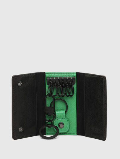 Diesel - KEYCASE II, Black/Green - Bijoux and Gadgets - Image 3