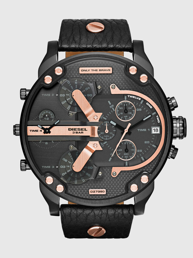 Diesel DZ7350 MR DADDY 2.0, Black - Timeframes - Image 1