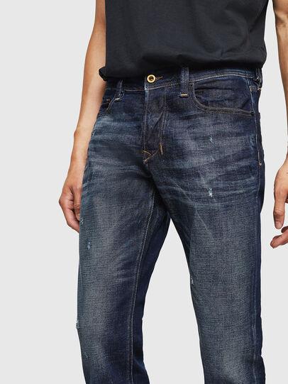 Diesel - Larkee-Beex 087AT, Dark Blue - Jeans - Image 3