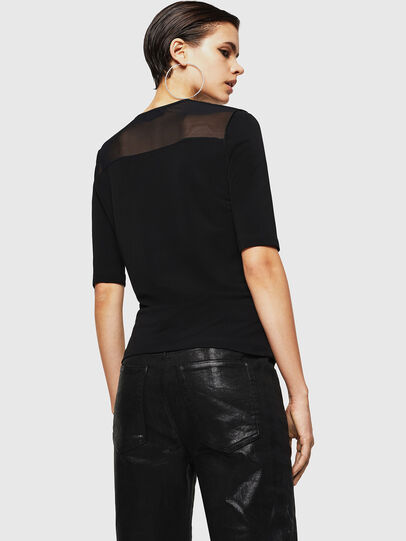 Diesel - TWISS, Black - Tops - Image 2
