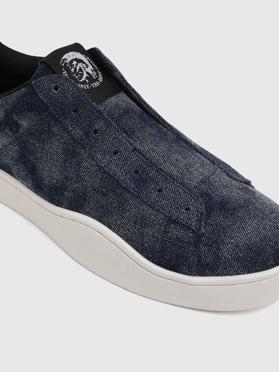 Diesel - S-CLEVER SO, Blue - Sneakers - Image 4
