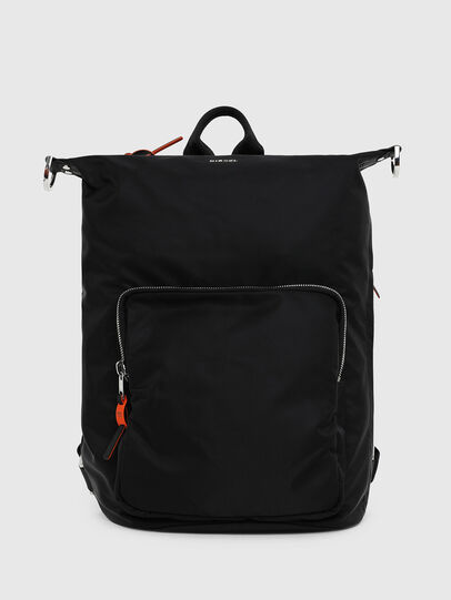 Diesel - SYLE, Black - Backpacks - Image 1