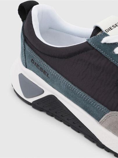 Diesel - S-KB LOW LACE, Grey/Blue - Sneakers - Image 4