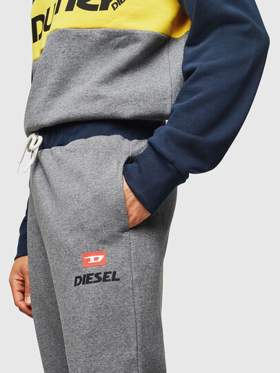 Diesel - UMLB-PETER-BG, Grey - Pants - Image 3