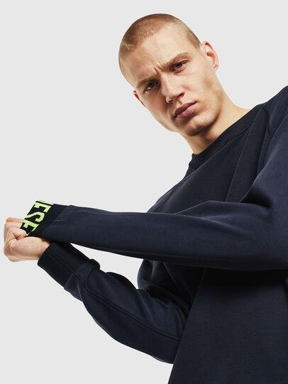 Diesel - S-KOBLER, Dark Blue - Sweaters - Image 3