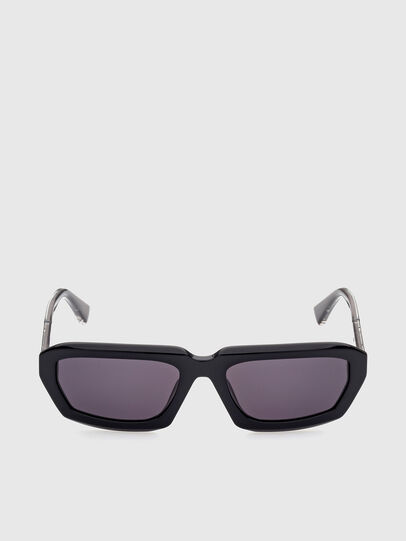 Diesel - DL0347, Black - Sunglasses - Image 1