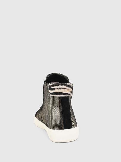 Diesel - S-MYDORI MC W, Grey/Black - Sneakers - Image 4