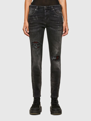 Babhila 009JN, Black/Dark grey - Jeans