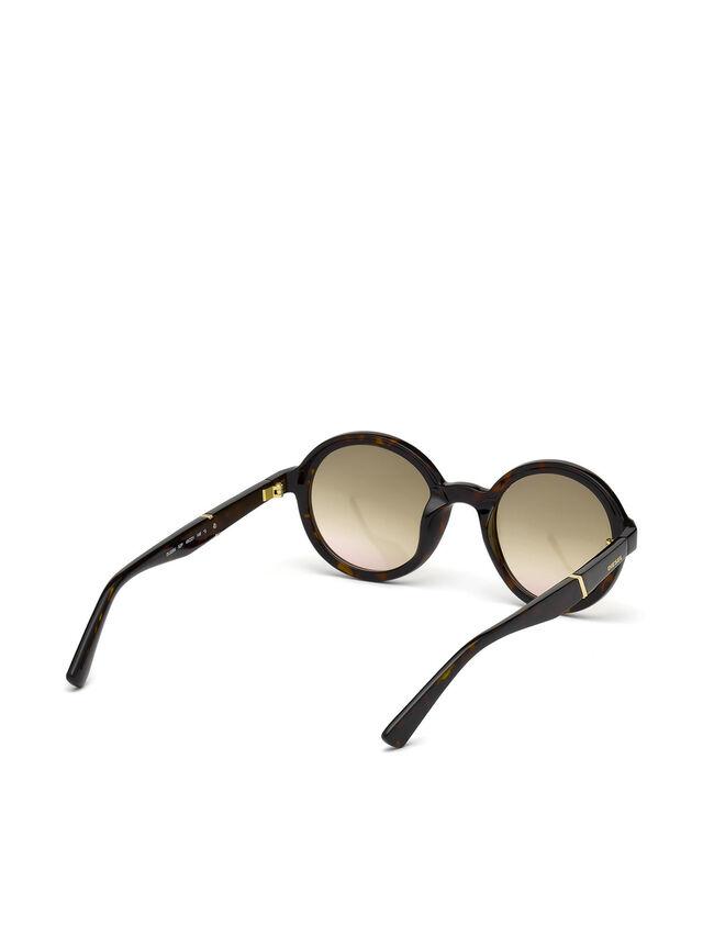 Diesel - DL0264, Brown - Eyewear - Image 8