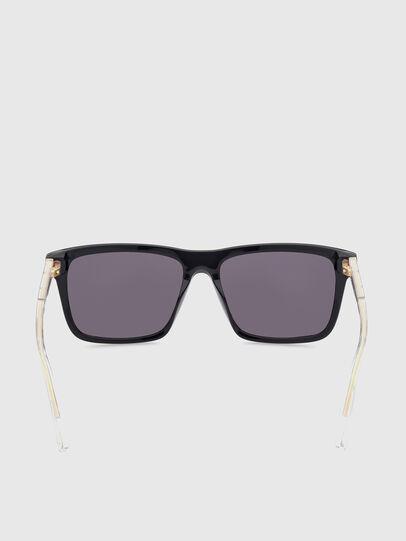 Diesel - DL0349, Black - Sunglasses - Image 4