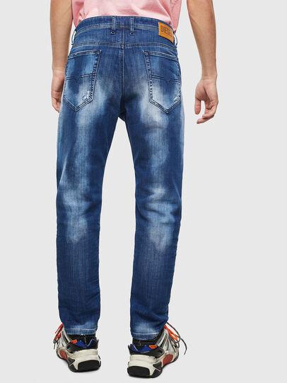 Diesel - Narrot JoggJeans 0099S, Dark Blue - Jeans - Image 2