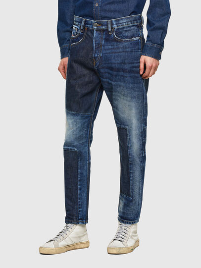 Diesel - D-Vider 009NJ, Medium blue - Jeans - Image 5
