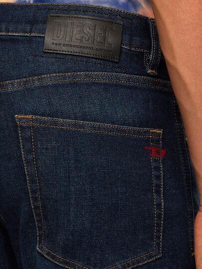 Diesel - D-Strukt 009HN, Dark Blue - Jeans - Image 4