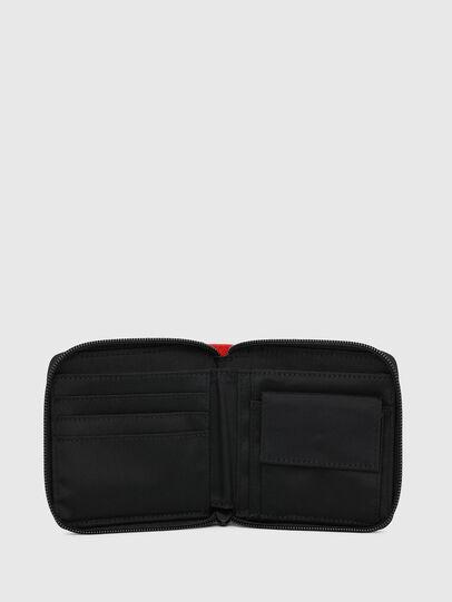 Diesel - ZIPPY HIRESH S, Fire Red - Zip-Round Wallets - Image 3