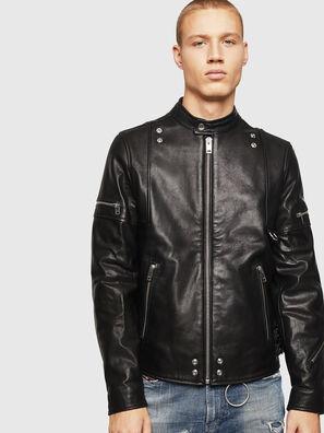 L-TOVMAS,  - Leather jackets