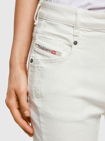 Diesel - Fayza 009NR, White - Jeans - Image 5