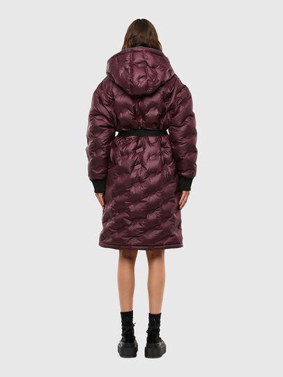 Diesel - W-LALLA, Violet - Winter Jackets - Image 2