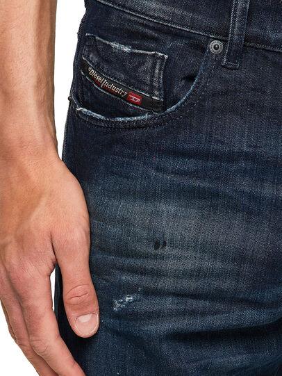 Diesel - D-Strukt JoggJeans® 09B50, Dark Blue - Jeans - Image 3