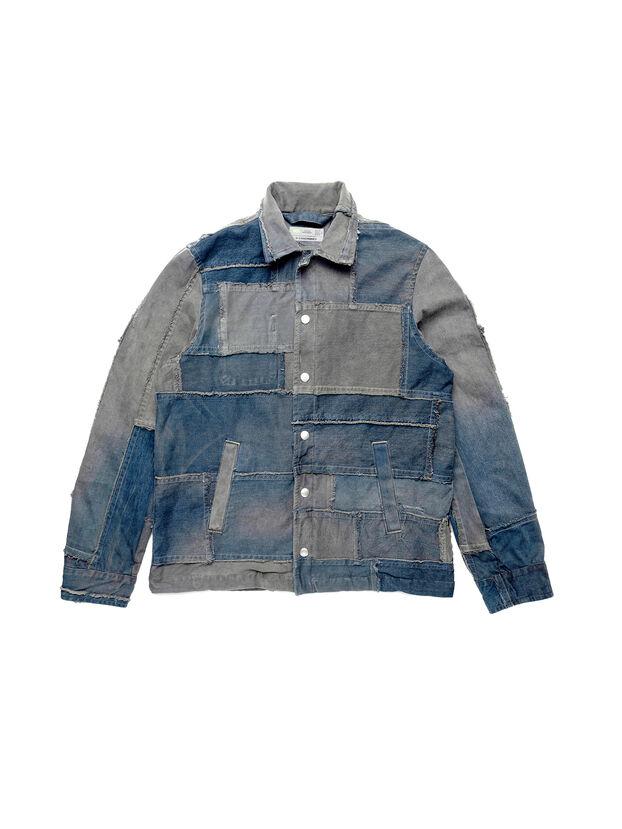 D-COACINQUE5, Blue Jeans - Denim Jackets