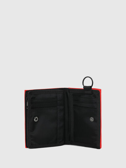 Diesel - YOSHI, Fire Red - Small Wallets - Image 3