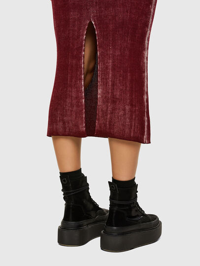 Diesel - M-ISLA, Brown - Skirts - Image 5