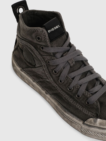 Diesel - S-ASTICO MID LACE W, Grey - Sneakers - Image 4