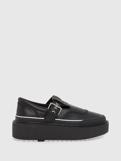 Diesel - H-SCIROCCO BA, Black - Sneakers - Image 1