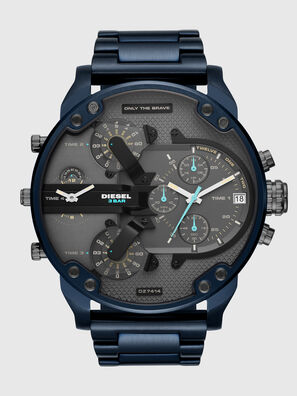 DZ7414, Blue/Black - Timeframes