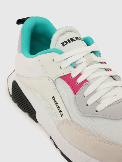 Diesel - S-TYCHE LOW CUT W, White/Grey - Sneakers - Image 4