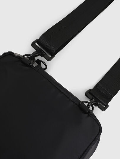 Diesel - ODERZO, Black - Crossbody Bags - Image 5