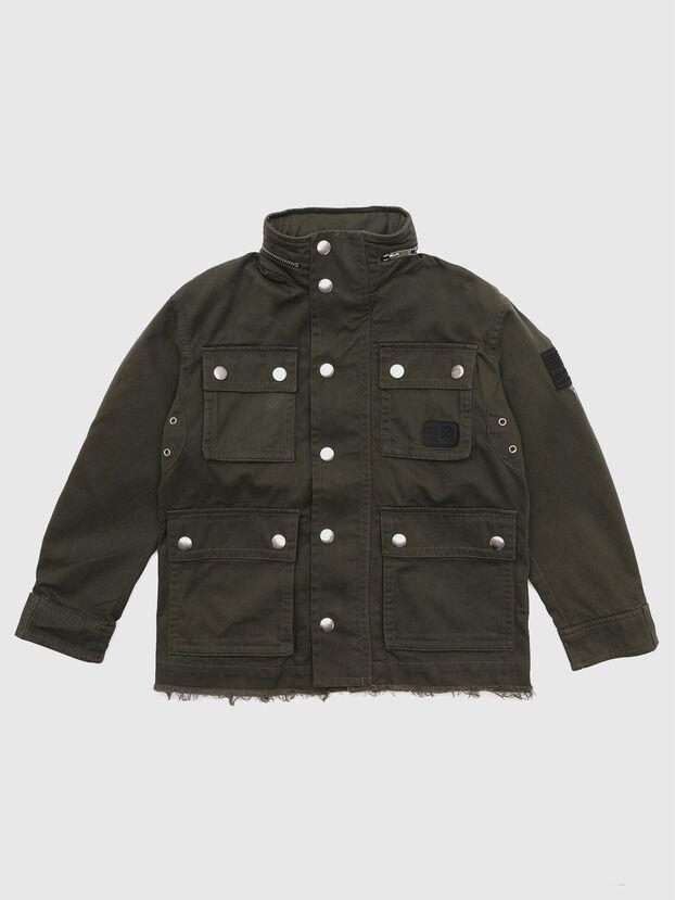 JTOUCHA, Military Green - Jackets
