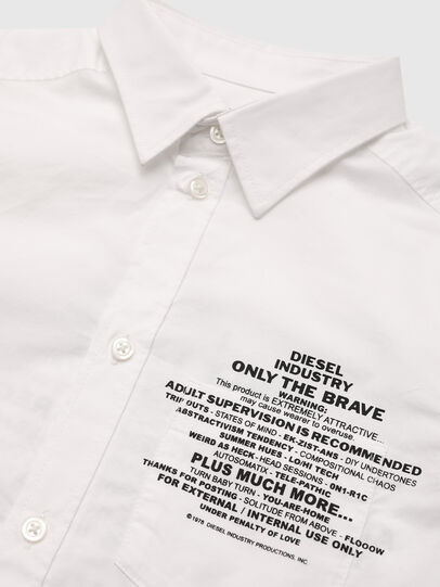 Diesel - CPROAD, White - Shirts - Image 3