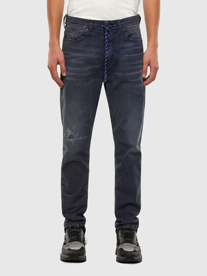Diesel - D-Vider JoggJeans 069PR, Dark Blue - Jeans - Image 1
