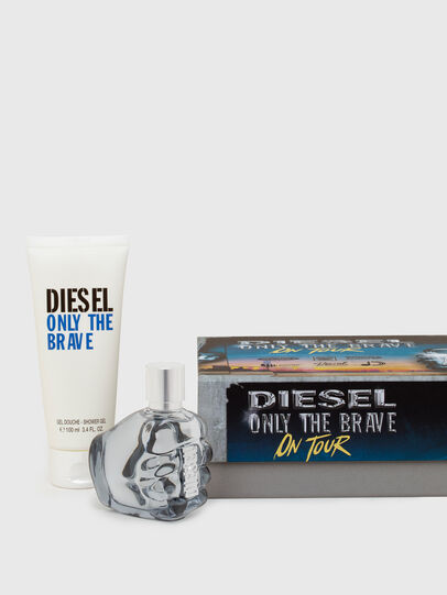 Diesel - ONLY THE BRAVE 50 ML GIFT SET, Azure - Only The Brave - Image 1
